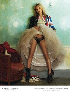 Kate Moss - Mario Testino