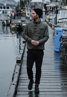 Coldsmoke Alpha-Lite Pullover - Extra Large Japanese Water, New York Mens, Personal Style, Street Style, Style Inspiration, Mens Fashion, Pullover, City Streets, Swiss Army