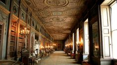 The Long Gallery © Julie Nelson Rhodes/Syon Park
