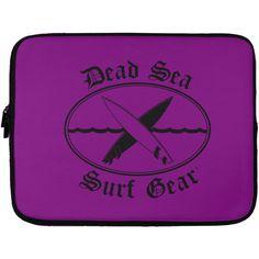Dead Sea Surf Gear -- Laptop Sleeve - 13 inch