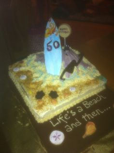 Axel's 50th pre candles