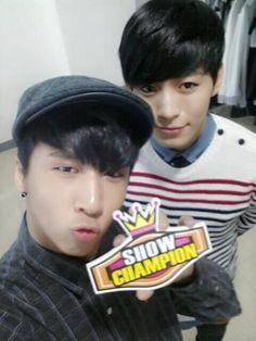 Ravi and Hongbin