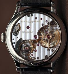 Laurent Ferrier Galet Classic Micro-Rotor Automatic Watch