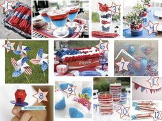bonfire party ideas kids | 4th of July Party Details – Kids Are From Pluto - A Mothers Guide ...