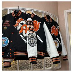 Apple Valley Letterman Jackets #varsity #jacket #high #school #patches #varsityjackethighschoolpatches Letterman Jacket Outfit, Custom Letterman Jacket, Letterman Jackets, Varsity Jackets, Varsity Jacket High School, Senior Jackets, Cool Outfits, Fashion Outfits, Casual Outfits
