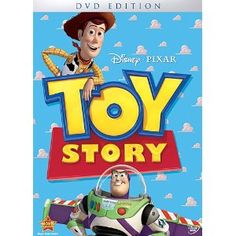 """Toy Story.  These movies were """"the"""" movies when Anna and Laura were little, and will always be special for that reason."""