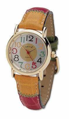 Just found this Ladies Watches - Rainbow Watch -- Orvis on Orvis.com!