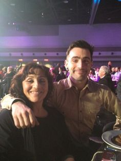 Jake's date for the Juno's Saturday night awards show - his momma :) That's my boy :) Boys Who, My Boys, Jacob Hoggard, I Win, Saturday Night, Toys For Boys, Couple Photos, Celebrities, Music