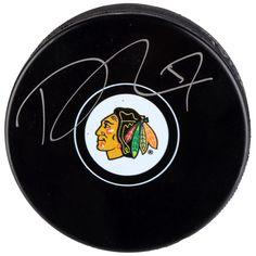 Trevor Van Riemsdyk Chicago Blackhawks Fanatics Authentic Autographed Hockey Puck - $49.99