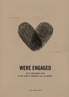 Engagement announcement, wedding invitation, or save the date. Wedding Blog, Our Wedding, Dream Wedding, Wedding Photos, Wedding Pins, Wedding Paper, Police Wedding, Wedding Stuff, Baby Wedding