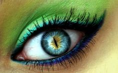 Cat Eye Made Up by ~catieisavampire159 on deviantART  catieisavampire159.devianta...