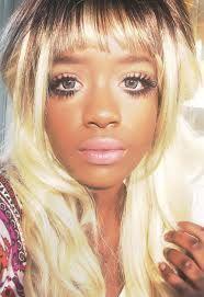black women pastel hair - Google Search