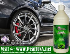 "Pearl Express + Nano Wax. This Easy-to-use wax gives your car that ""Clean – Wet Look"" that can last for months. http://lnkd.in/bZ-RU_G #Nanowax #pearlUSA #pearlExpress #waterlesscarwash #pearlUK Visit @ http://lnkd.in/Usnb5q"