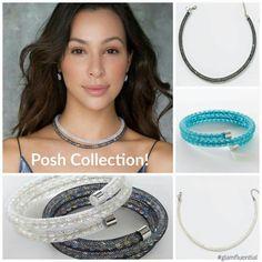 74da7f51e3a1 Posh Collection! Love Love! Kimberly Beal · Touchstone Crystal by Swarovski
