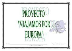 EL BLOG ENCANTADO: PROYECTO EUROPA