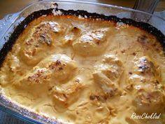 Lunchen idag blev kyckling i god sås. Hittade receptet på nätet för många år sedan och är en rätt som återkommer med jämna mellanrum hemm...