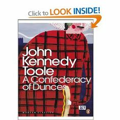 A Confederacy of Dunces (Penguin Modern Classics): Amazon.co.uk: John Kennedy Toole, Walker Percy: Books. I love Ignatius. I really don't want to but I just can't help myself.