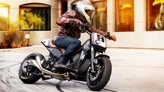 Foto de Yamaha T-Max 530 Hyper Modified por Roland Sands Custom Motorcycles, Custom Bikes, Cars And Motorcycles, Yamaha Motor, Motor Scooters, Go Kart, Yamaha Tmax 530, Roland Sands, Scooter Custom