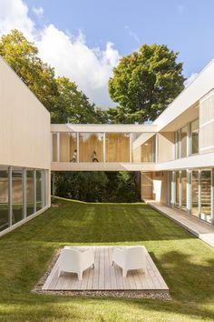 La Grande Passerelle / Atelier Pierre Thibault, Courtesy of Atelier Pierre Thibault