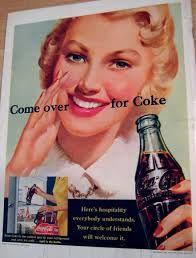 50's magazine ads