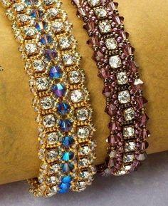 Cup chain bracelet