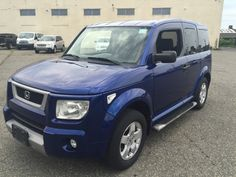 Car brand auctioned:Honda Element 4WD EX MT NO RESERVE AND RARE TO FIND HONDA ELEMENT WITH A MANUAL TRANSMISSION AWD