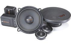 "MATCH MS52C 5-1/4"" component speaker system"