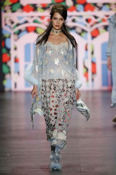 Anna Sui | Ready-to-Wear Spring 2017
