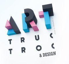 Je fais partie des artistes sélectionnés pour cette nouvelle édition de Art Truc Troc. Du 7 au 9 février 2014.