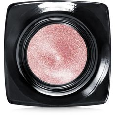 Bobbi Brown Long-Wear Gel Sparkle ($29) ❤ liked on Polyvore featuring beauty products, makeup, eye makeup, eyeshadow, pink oyster, smudge brush, bobbi brown cosmetics and long wear makeup