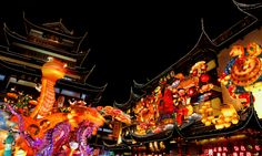Cite God Temple,Shanghai,Huangpu Distinct,China from Hobobe.com