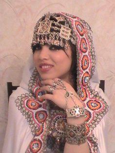ALGERIE, Terre d'Afrique: La bijouterie Kabyle