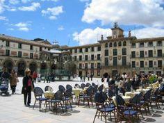 Plaza de los Fueros, Tudela