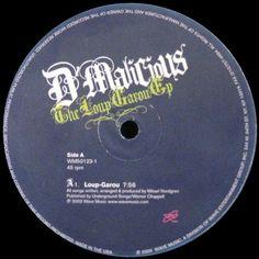 D'Malicious - The Loup-Garou EP