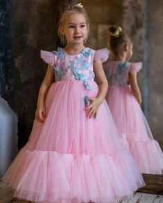 Girls Dresses, Flower Girl Dresses, Girl Clothing, Girl Outfits, Tulle, Wedding Dresses, Skirts, Clothes, Fashion