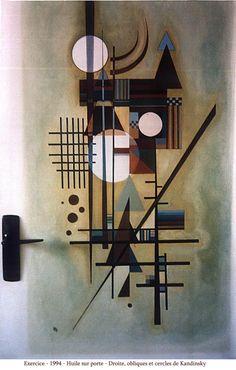 Dessin: Verticales et obliques de Kandinsky Abstract Words, Abstract Art, Kandinsky Art, Girl Cave, Galerie D'art En Ligne, Art Moderne, Modern Artists, Home And Deco, Gustav Klimt