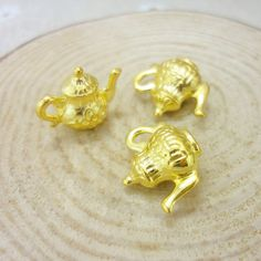 Aliexpress.com : Buy Wholesale 40 PCS Vintage Charms Teapot  Pendant Gold Fit Bracelets Necklace DIY Metal Jewelry Making from Reliable jewelry jewellry suppliers on An Peng li's store    Alibaba Group