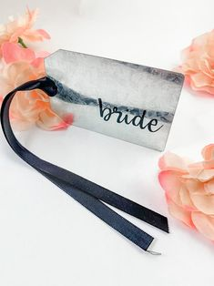 Personalized Canvas Tote and Tag Custom Gift Bag Wedding Gifts For Couples, Personalized Wedding Gifts, Customized Gifts, Gifts For Wife, Couple Gifts, Photo Boots, Wedding Photo Booth Props, Custom Gift Bags, Bridesmaid Proposal Gifts