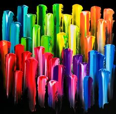 Raibow Lollipops par Hugo Landry   #Art #abstractart #abstractpainting #painting #peinture #Artwork #artist #colors #couleurs #HomeDecor Rainbow Lollipops, Art Gallery, House Painting, Les Oeuvres, Creepy, Pop Art, Artwork, Wedding Planning, Arts
