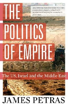 BOOK: The Politics of Empire: The US, Israel and the Middle East (2014) by VT Writer James Petras This book provides a unique conception of US empire building, linking overseas expansion with:      the growth of a police state and declining living standards;     advanced technologically driven global spying on adversaries and allies, MORE: http://www.veteranstoday.com/books-vt-writers/ PURCHASE: http://www.claritypress.com/PetrasVII.html