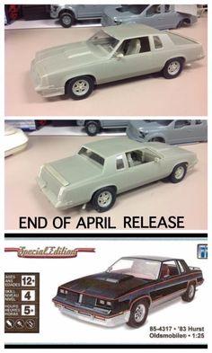 description for revell car models   model plastic cars   pinterest    new oldsmobile hurst olds revell model kit