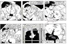 june brigman comic page | Brenda Starr
