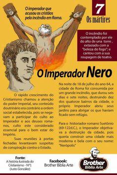 O imperador NERO
