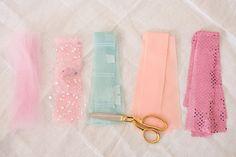 チュチュスカートの作り方②|ARCHDAYS