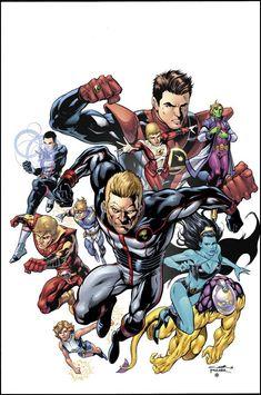 Legion Issue 5 cover by Cinar.deviantart.com on @deviantART