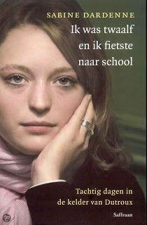 Gietjes Corner: Ik was twaalf en ik fietste naar school van Sabine Dardenne