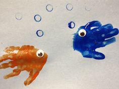 Book-based Pre-school crafts