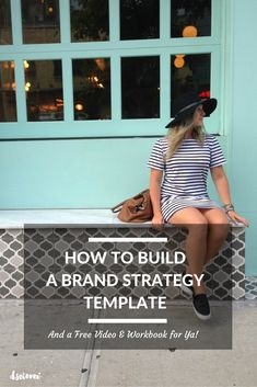 A brand strategy template is your road map for success. It guides you while building your brand. Be it as a solopreneur or a giant corporation. Download your free template today.