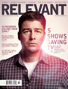 September/October 2010 issue of RELEVANT Magazine featuring 5 shows that are saving TV, Arcade Fire, John C. Reilly and more. Click through to check it out.