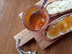 Easy Homemade Peach Jam